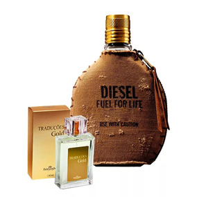 Perfume Masculino Hinode Diesel Essência 100ml Cod. 30