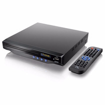 Dvd Player Digital 5.1 Com Entrada Usb Hdmi Karaokê Controle