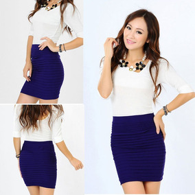 Hermosas Faldas Koreanas De Estreno, Calidad A1