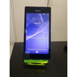 Sony Xperia M2 1gb Ram 8gb Camara 8mpx Factura Y Garantia