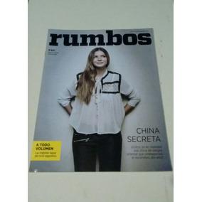 China Suarez Revista