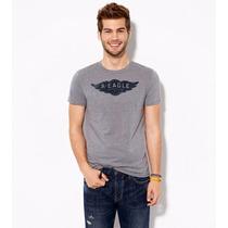 Playeras T-shirt American Eagle Ae 100% Originales!!...