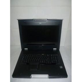 Consola Hp Para Servidor Tft7600