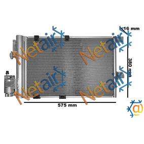 Condensador C/filtro Gm Astra Vectra E Zafira Original Denso