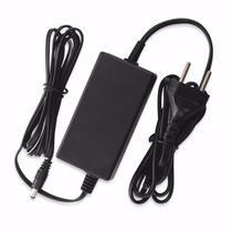 Kit C/ 10 Fonte 12v 5a Bivolt- Preta 5 Amperes - Plug P4