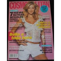 Revista Cosmopolitan Sharon Van Der Kamp Alejandro Fernández