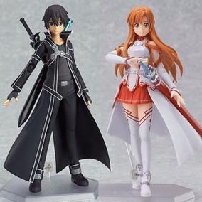 Kirito E Asuna Sword Art Online Sob Encomenda
