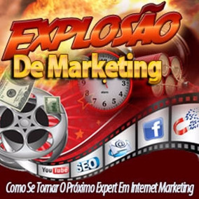 Curso Explosão De Marketing Completo