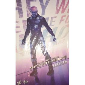 Hot Toys Spiderman 2 Electro Jamie Foxx Amazing 2 Aranha
