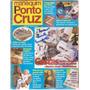 Artesanato - Manequim Ponto Cruz Nº 69 Outubro 2000 Monalisa