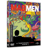 Dvd - Mad Men - 7ª Temporada - A Temporada Final - Parte 1