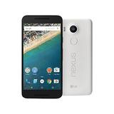Lg Nexus 5x Abrió El Teléfono Elegante, 5.2 \de Cuarzo Blan
