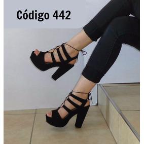 Zapatillas Negras Moda, Diferentes Estilos, Del #23 Al #27