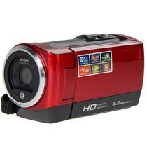 Câmera Filmadora Digital Camcorder Hd1080p Altadefinição16mp