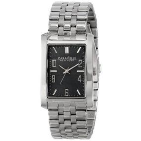 Reloj Caravelle Wcv550 Plateado
