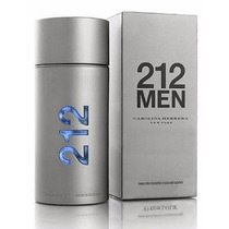 Perfume 212 Men De Carolina Herrera 100 Ml
