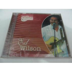 Cd Ed Wilson - Seleção De Ouro