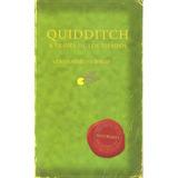 Harry Potter Quidditch A Través De Los Tiempos Rowling Libro