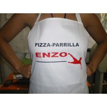 Delatales Personalizados .panaderia Pizzeros Mozo Etc...
