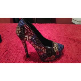 Zapato De Fiesta N 35 De Mujer