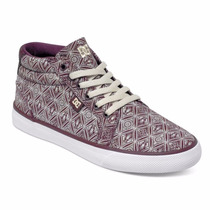 Zapatillas Dc Shoes Girls Council Mid Sp Win #16276001