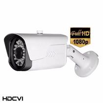 Câmera Hdcvi Infravermelho 40 Metros 42 Leds Full Hd 1080p