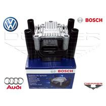 Bobina Ignição Bosch Gol G3 G4 Golf 1.6 F000zs0210 Nova