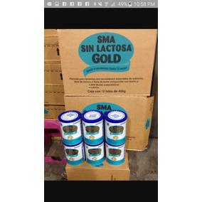 Leche Sma Gold Sin Lactosa. Super Promoción $1280