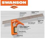 Swanson - Esquadro Combinado - 30 Cm