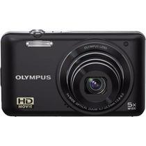Câmera Digital Olympus 14mp Preta