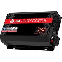 Fonte Automotiva Jfa 200a Sci 10000w Bi-volt Automático
