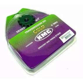 Kit Tração Relação Transmissão 1045 Com Retentor Xlr 125 Kmc