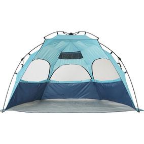 Casa Campaña Carpa Tienda 3ventanas Accesorios Camping Playa