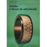 Rotulas Cabezas De Articulacion-skf-libros