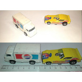 2pk Carrito Pepsi Challenger Vintage Camion Dragster Vintage
