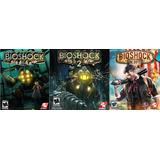 Bioshock Pack 1 - 2 - Infinte Ps3 Digital