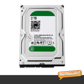 Disco Duro Para Pc 2tb 7200rpm Sata 3,5 Pulgadas Interno