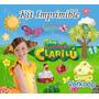 Kit Imprimible El Jardin De Clarilu Invitaciones Fiesta