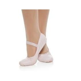 Sapatilha Ballet Capezio Feminina Rosa Tam 25/26 Barbie Sap