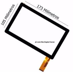 Tela De Vidro Touch Screen Tablet Lenoxx Tb 50 7 Polegadas