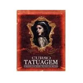 E-book Curso Completo De Tatuagem - Original Envio Gratis
