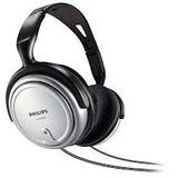 Audífonos Philips Para Tv Con Cable Shp2500