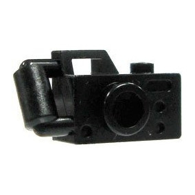 Juguete Lego City Items Black Camera #3 [loose]