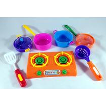 Cocina De Juguetes Para Niñas Set Kitchen