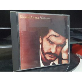 Ricardo Arjona Historias Cd Edición Usa. Impecable
