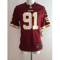 Jersey Washington Redskins Local #91 Ryan Kerrigan Nfl 2016