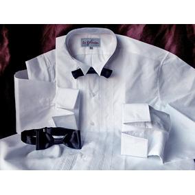 Camisa De Vestir Cuello Paloma Caballero Para Novios
