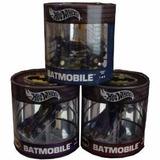 Hot Wheels Batimovil Batmobile Batman Estuche 3 Envio Gratis