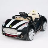 Carrito Electrico Maserati Negro Control Remoto Mp3 Sonidos