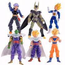 Muñecos Dragon Ball Z - Set X 10 Unidades - Envio Gratis